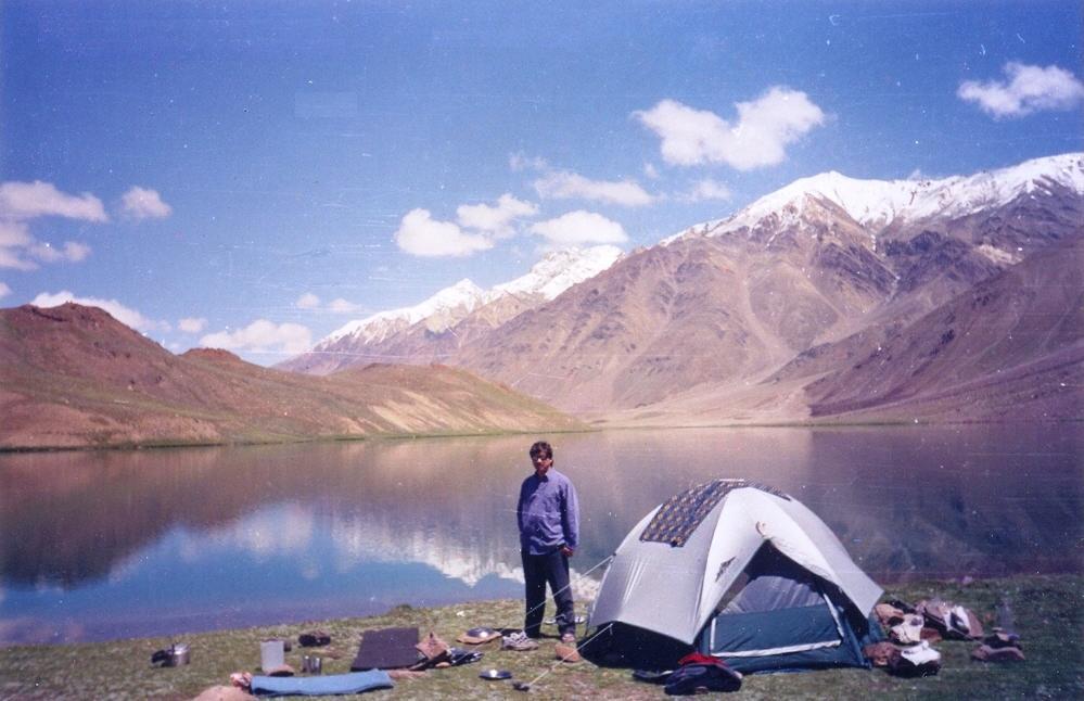 chandertal lake