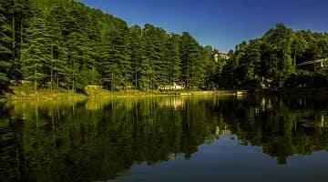 Dal Lake Dharamshala