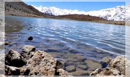 Dhankar lake Himachal