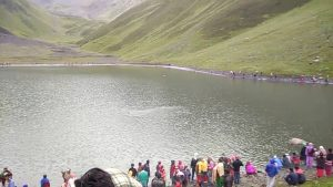 khundi maral lake in hp