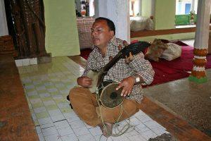 Khajji Nag Folk Singer