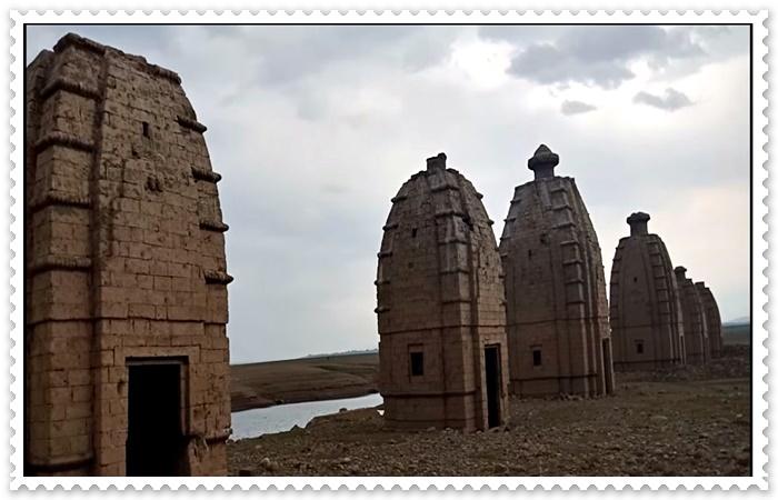 Bathu Temple Rana Pratap Sagar