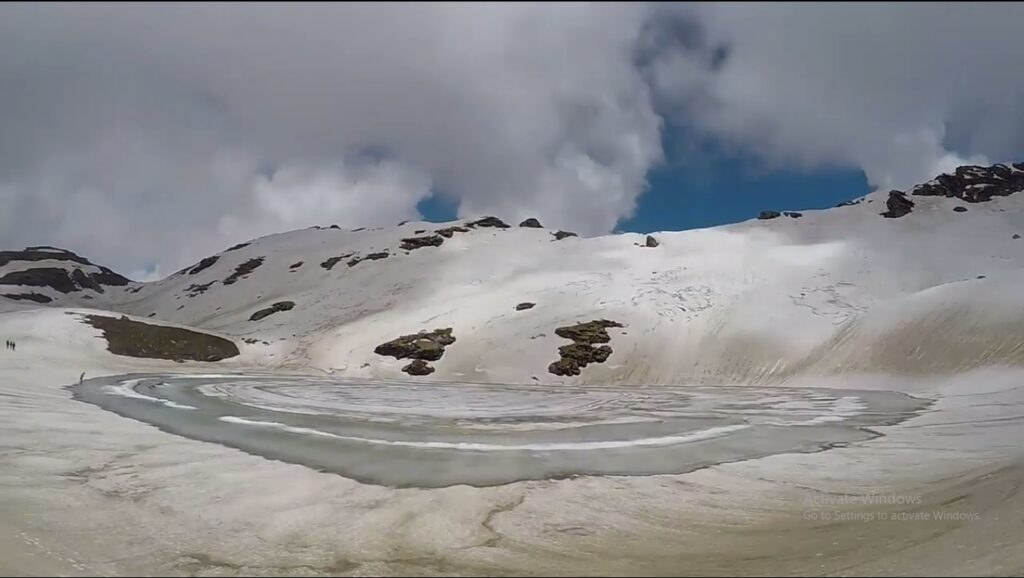 brighu lake manali himachal