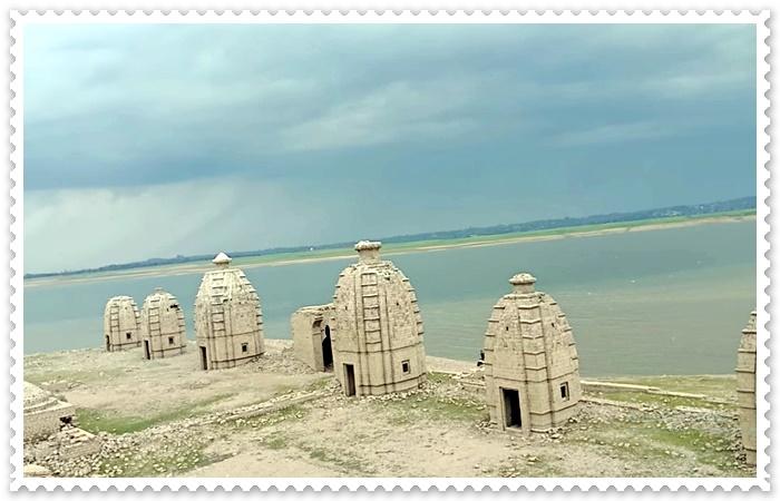 Pong Dam Bathu Temple r