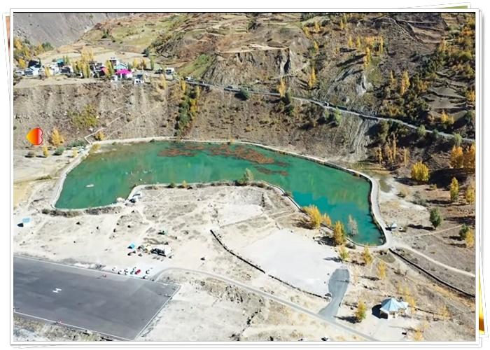 Sissu Lake Lahoul
