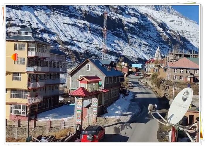 Sissu Village Lahoul
