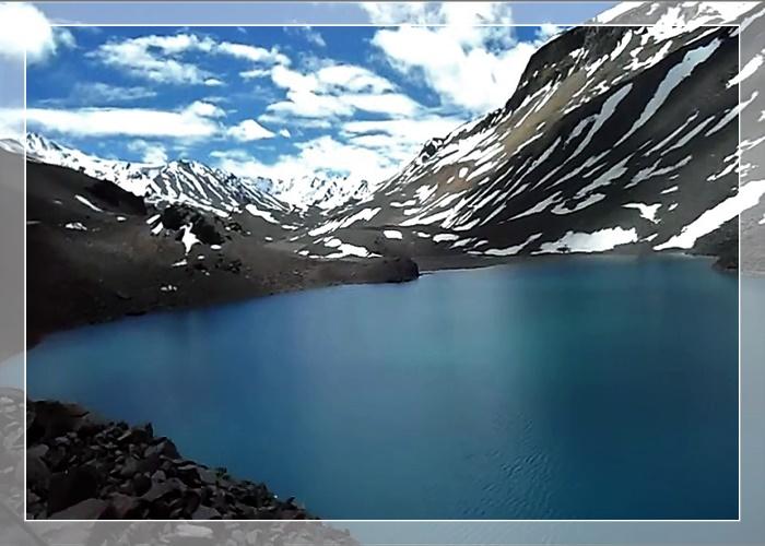 suraj tal lake himachal