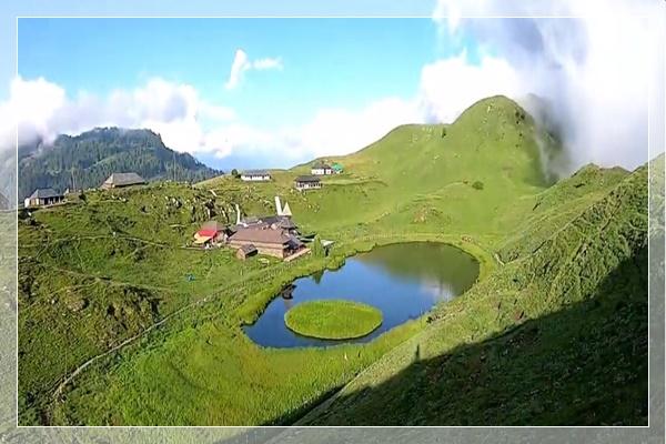Prashar Lake HP